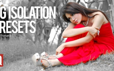BG Isolation | Lightroom gratuit Presets