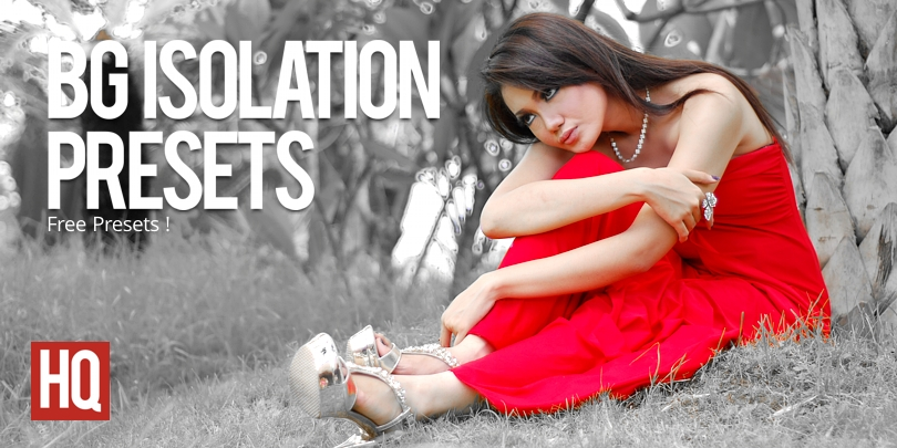 BG Isolation | Free Lightroom Presets