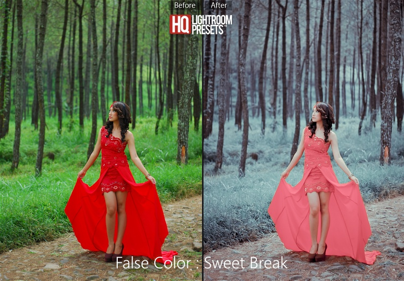 false-color-presets