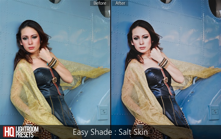 lightroom presets-Easy Shade - Salt Skin