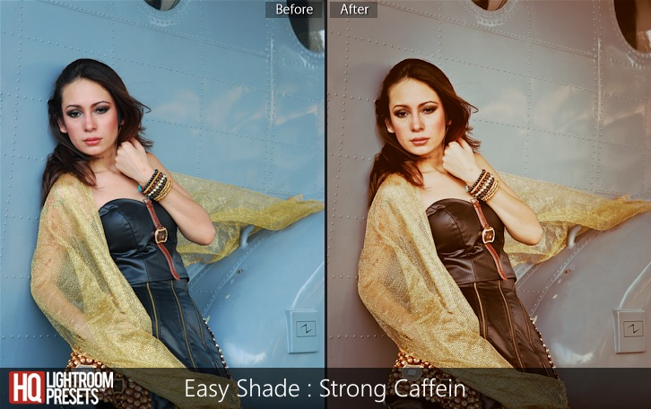 lightroom presets-Easy Shade - Strong Caffein