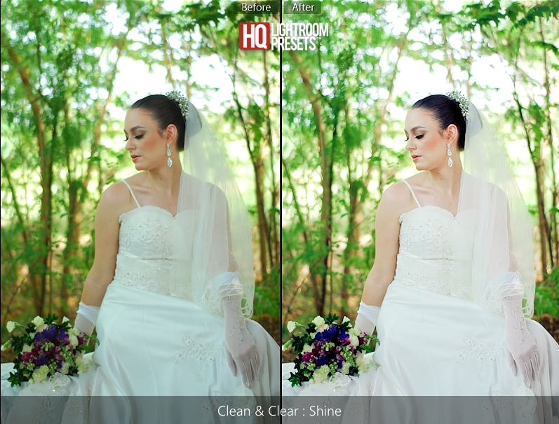 presets for wedding ceremony