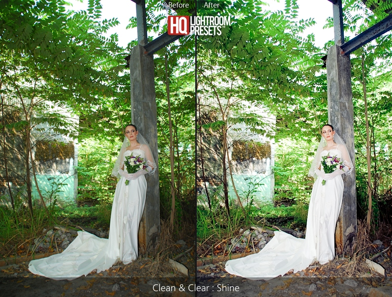 wedding presets lightroom