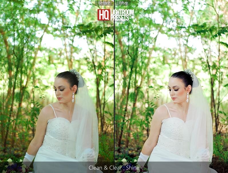 bruiloft presets