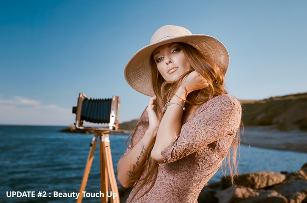 Lightroom presets beauté retouche-