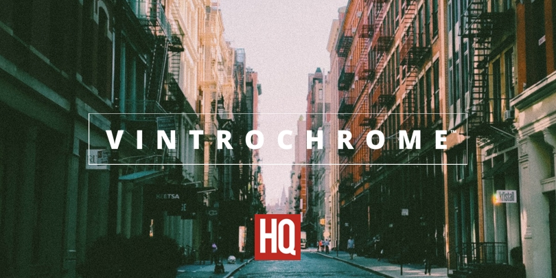 Vintrochrome™ : Not Just Another Film Presets