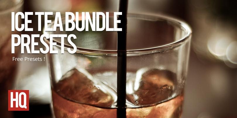 Ice Tea Flavour Bundled Presets   Free Lightroom Presets