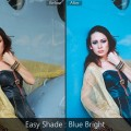 lightroom presets-Easy Shade - Blue Bright