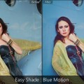 lightroom presets-Easy Shade - Blue Motion