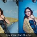 lightroom presets-Easy Shade - Dark Blue Eve
