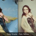 lightroom presets-Easy Shade - Pale Yellow