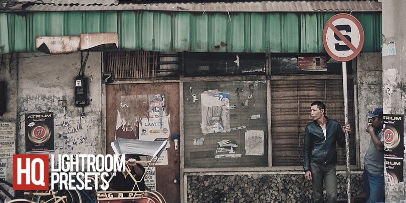 Street Photography Using HQ Lightroom Presets