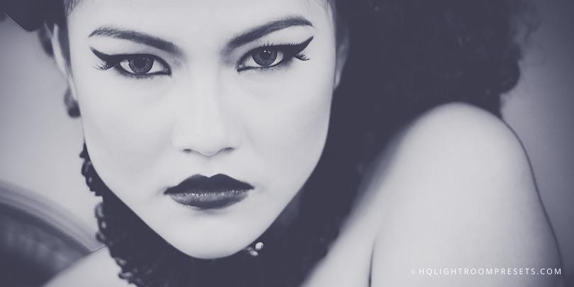 Black & White : Shade Killing Softly HQ Lightroom Presets