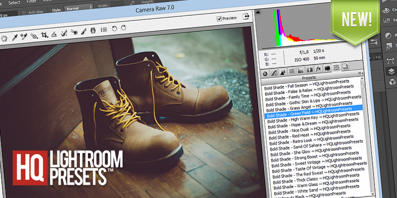 440 ACR Presets Has Been Added To The Package !