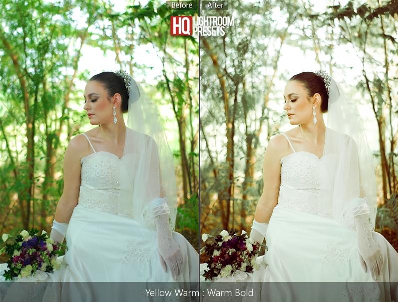best presets lightroom for wedding