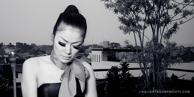 Black & White : Beauty Black Soft HQ Lightroom Presets