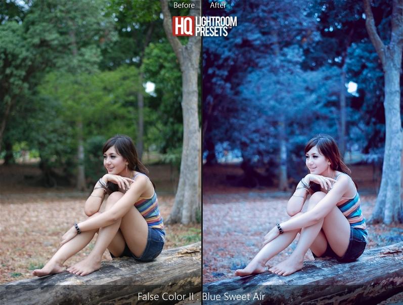blue-false-color-presets