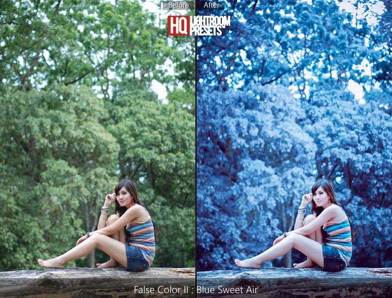 false-color-presets
