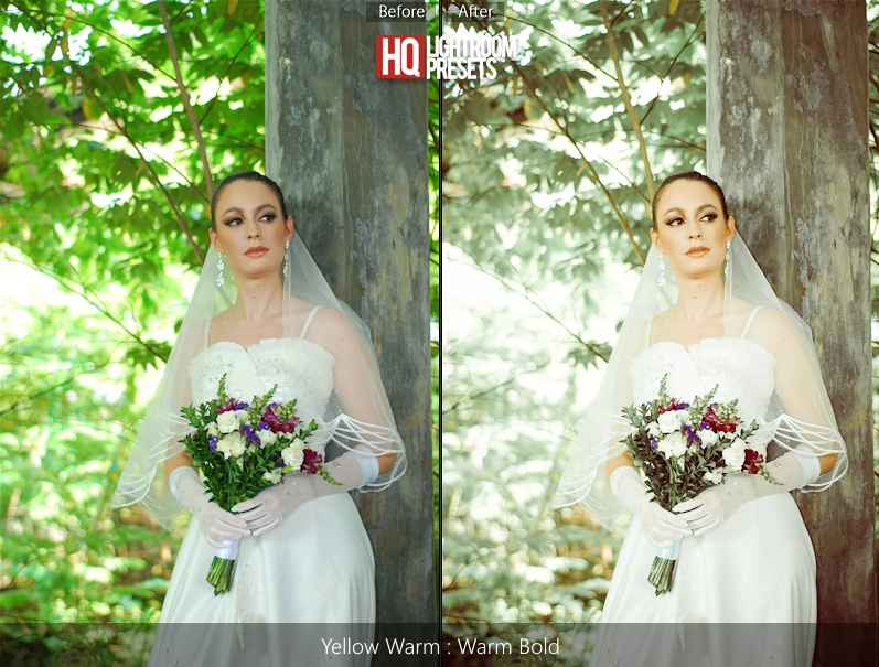 presets for wedding