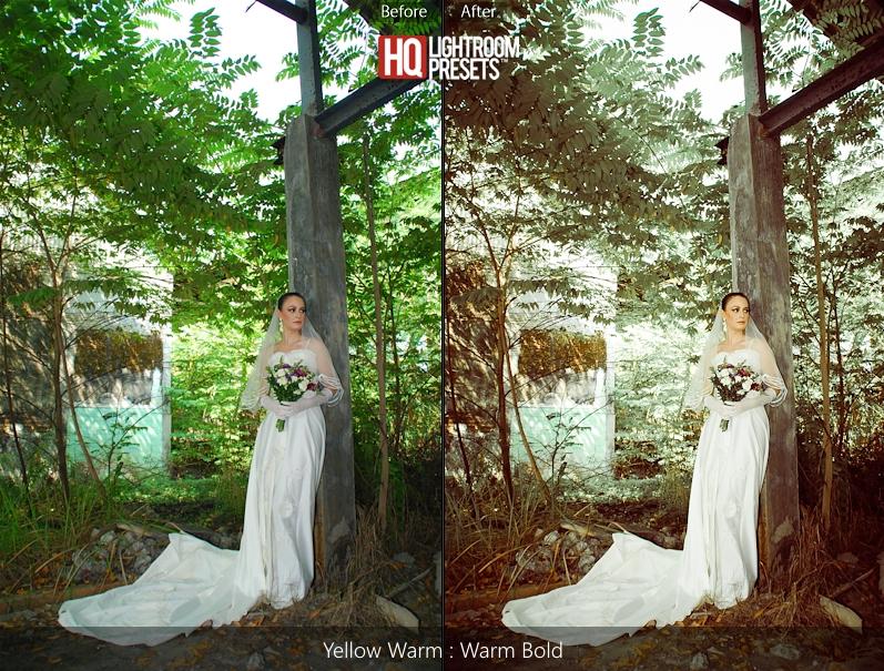 presets lightroom for wedding