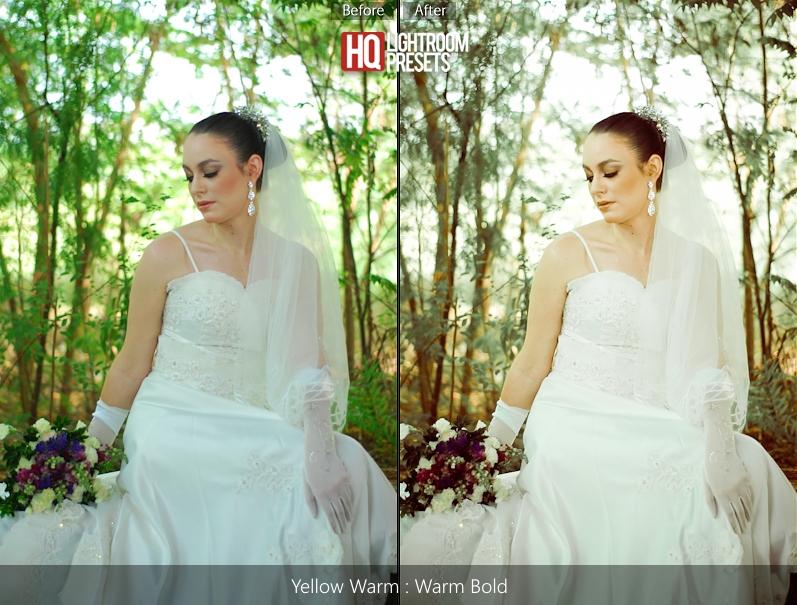 top presets lightroom for wedding