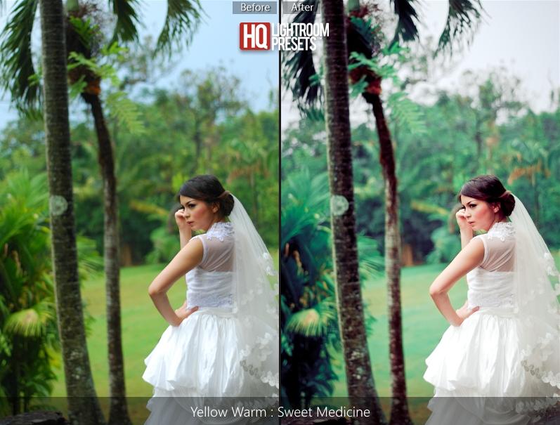 wedding bride lightroom presets