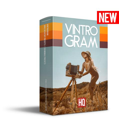 vintrogram lightroom mobile presets